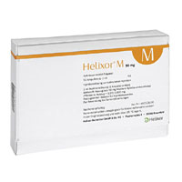 Helixor M 50 mg  50 ampoules