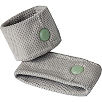 HOP Acupressure Band for Adults - Grey